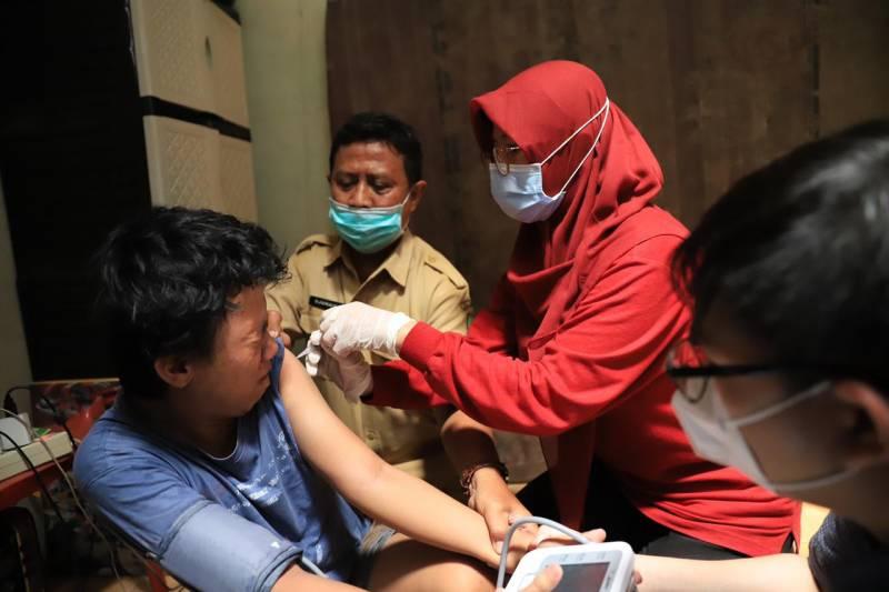 Vaksinasi ODGJ dan Disabilitas, Dinkes Lakukan Secara Door to Door